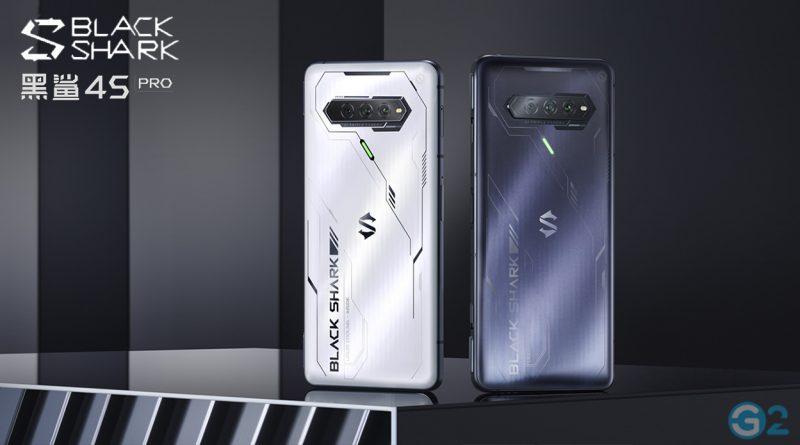 Black Shark 4S Series von Xiaomi