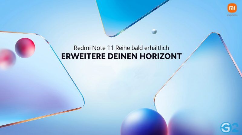 Xiaomi Redmi Note 11 Series