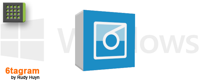 Windows Phone App 6tagram