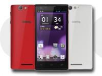 BenQ steigt (wieder) in den Smartphone-Markt ein