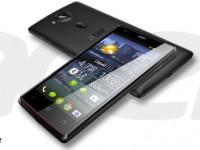 Acer Liquid E3 vorgestellt mit Selfie-Blitzlicht