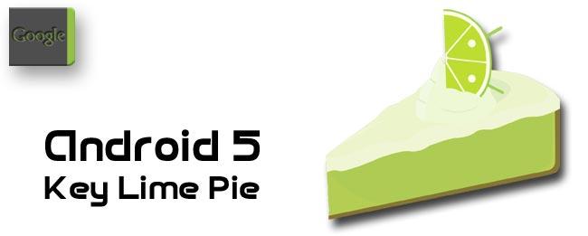 Linux-Kernel 3.10 vielleicht schon mit Android 5 Key Lime Pie