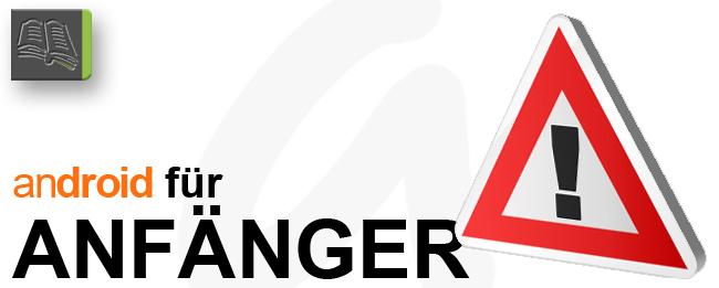 Android für Anfänger: Standard App-Verknüpfung
