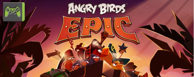Video: Rovio kündigt mit Angry Birds Epic ein neues RPG Game an