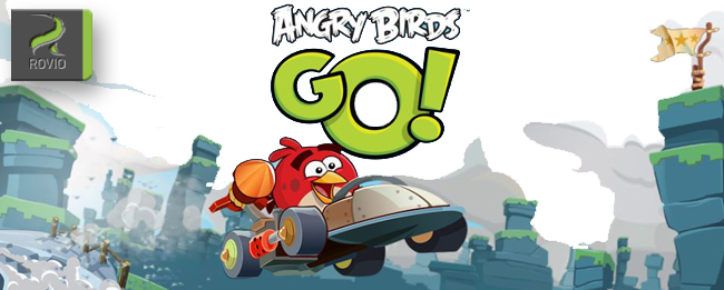 [Video] Rovio kündigt Angry Birds Go! an