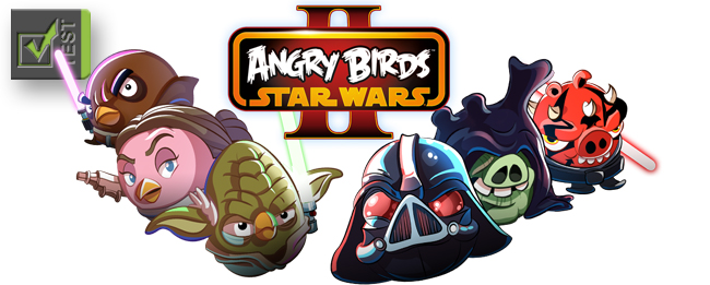 Angry Birds Star Wars 2 Andrroidtest