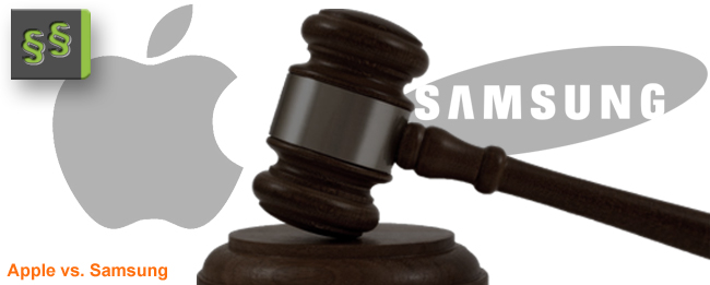 Apple fordert 2 Milliarden US-Dollar von Samsung