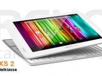 Archos 101 XS 2: Das Tablet mit dem Tastatur-Case