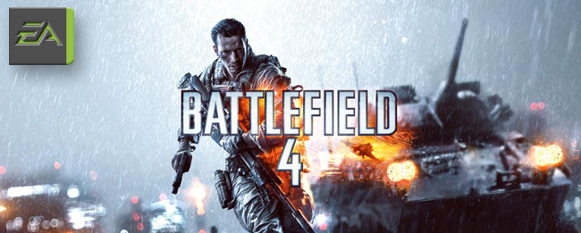 EA Mobile Battlefield 4