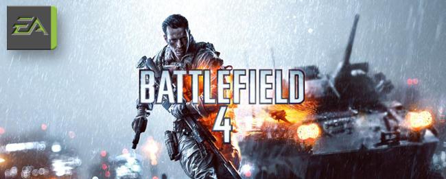 EA Mobile Battlefield 4