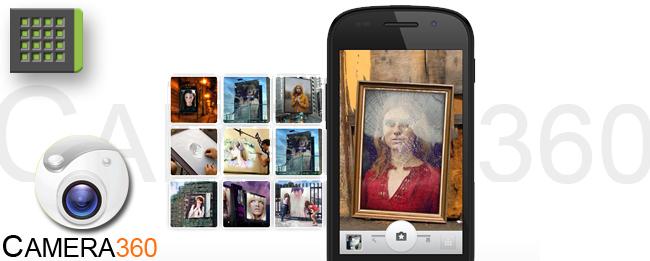 Camera360 Update erhält Sony SmartShot QX10/100 Unterstützung