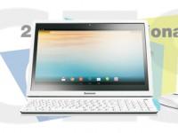 [CES 2014] Lenovo N308, ein All-in-One mit Stil