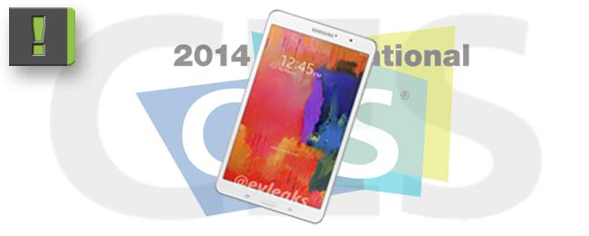 Samsung auf der CES 2014