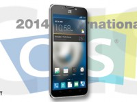 [CES 2014] ZTE Grand S II: Sprachsteuerung mit Top-Hardware