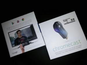 Chromecast HDMI Dongle vom Media Markt