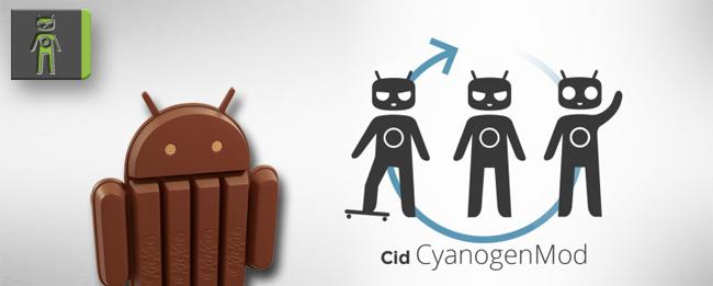 CyanogenMod CM11 für Galaxy S2