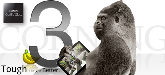 Corning 3D Gorilla Glass
