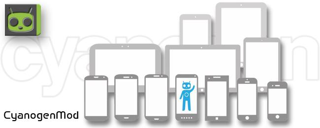 CyanogenMod CM10.2.1