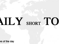 [02/08/13] -Daily Short Top 5-