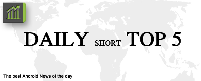 [12/03/13] -Daily short Top 5-