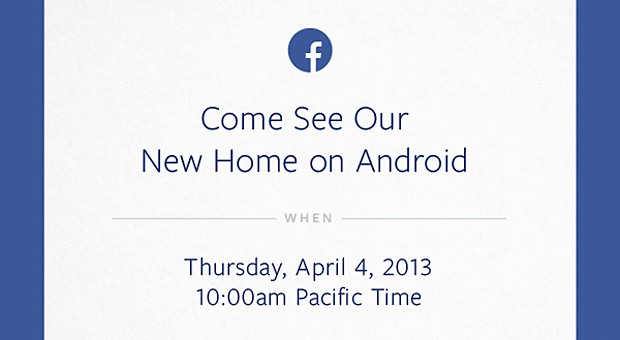 Facebook on Android Event