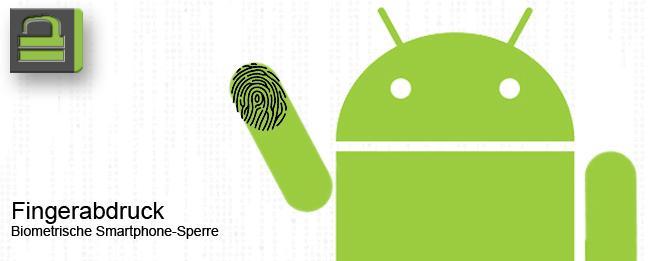 Fingerabdruck-Sensor bei Samsungs Einsteiger