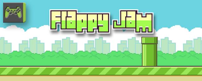 Flappy Jam gedenkt an Flappy Bird