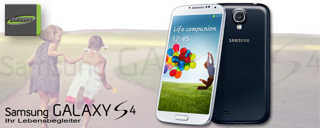 Samsung Galaxy S4 und Galaxy S4 Mini Black Edition