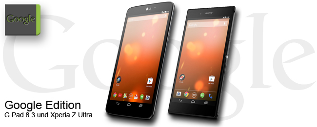 Sony Z Ultra Google Edition: 2 Bugs mit Apps