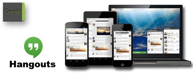 Google Hangouts macht Gruppen-SMS zu MMS