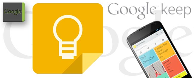 Google Keep Update für Android