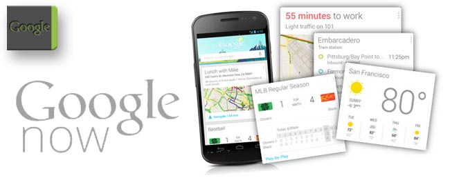 Google Now: Neue Lokal-Karte in internen Tests