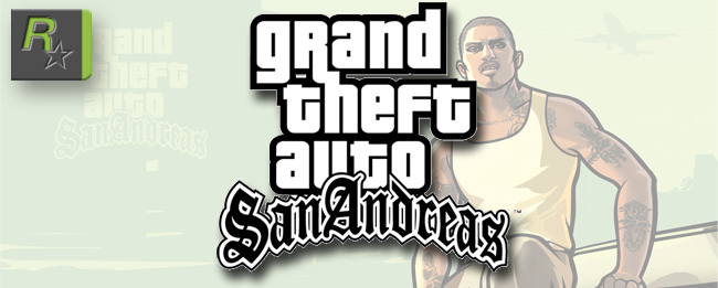 Rockstar Games GTA San Andreas