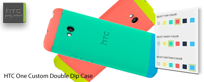 HTC One Double Dip: HTC One so bunt wie ein Moto X