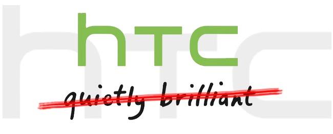 HTC nicht mehr Quietly brilliant