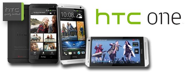 HTC One mit Android 4.4 KitKat