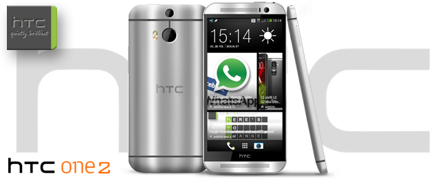 Komplette Technik des HTC One 2 geleakt