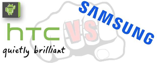 HTC vs. Samsung vs. LG bei Twitter