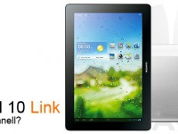 [Test] Huawei MediaPad 10 Link – Still und heimlich!