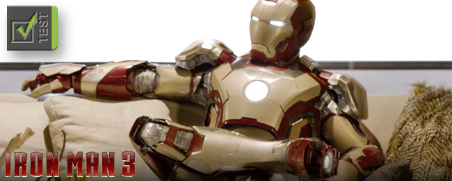 [Test] Iron Man 3 – Video App Vorstellung