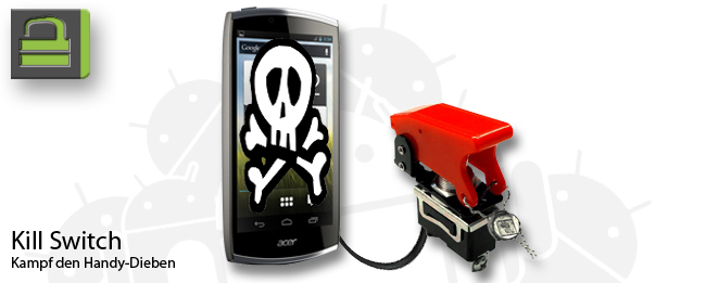 Smartphone Kill Switch