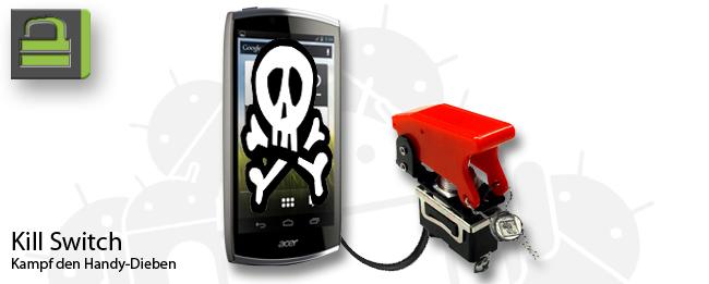 Smartphone Kill Switch