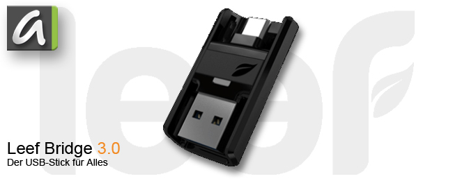Leef Bridge 3.0 USB-Stick