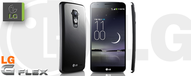 LG G Flex mit neuen Software-Features