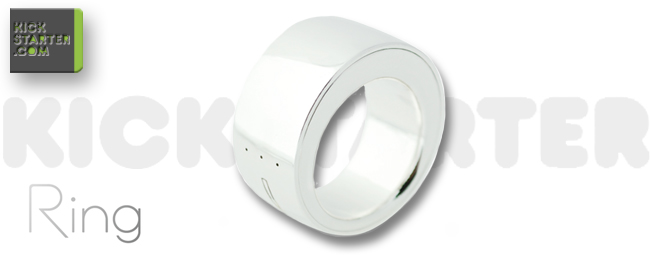 Logbar Inc. Ring