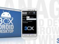 Bediene dein Android mit 3CX Remote im Webbrowser