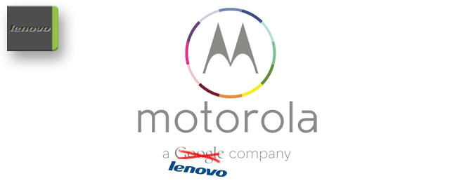 Lenovo Motorola