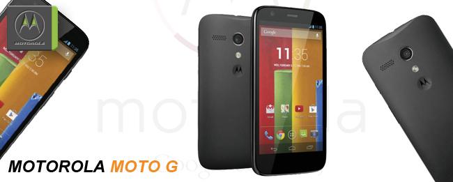Motorola Moto G mit 16 GB Speicher bis Weihnachten da