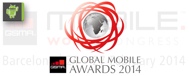 GSMA Global Mobile Awards 2014