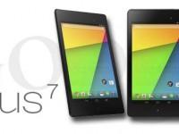 Nexus 7 (2013): Mini-Update und LTE Factory Images